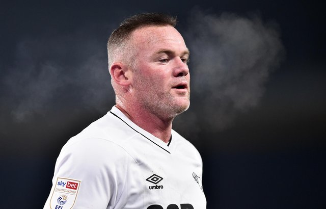 Wayne Rooney is to focus on managing only. (Photo by Nathan Stirk/Getty Images)