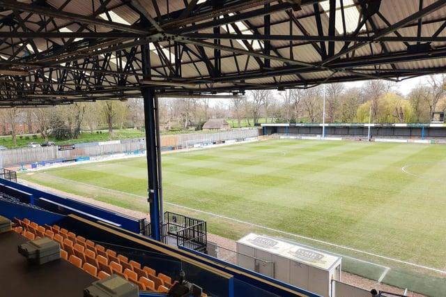 King's Lynn Town v Chesterfield - live updates.