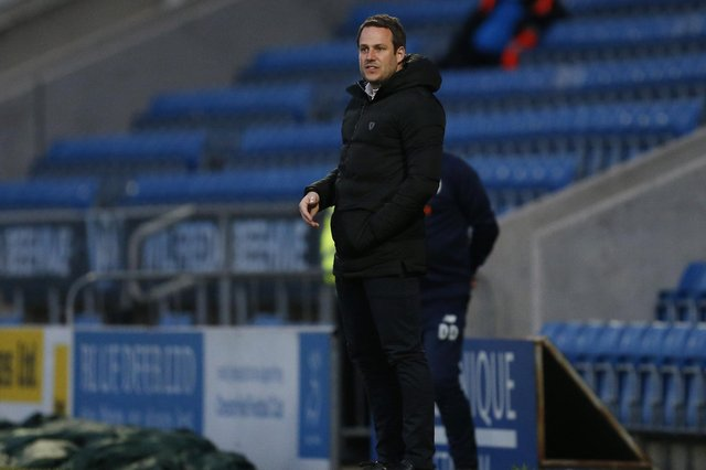 Chesterfield v Bromley - live updates.