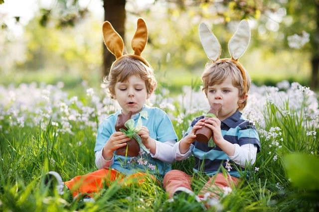 Chocs away for family fun over the Easter holidays.