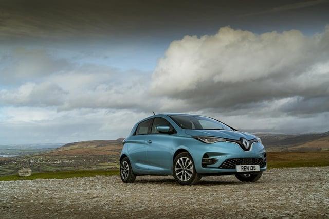 2021 Renault Zoe
