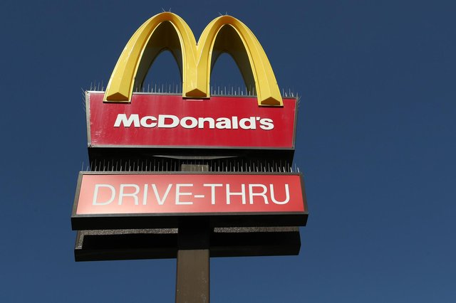 Mansfield will soon be home to another McDonald's fast-food restaurant. Photo: Catherine Ivill/Getty Images.