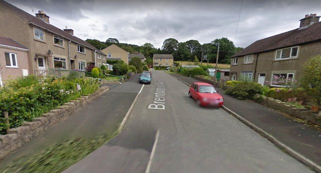 Firefighters were called to a flat fire on Brentwood Avenue in Bamford on Monday