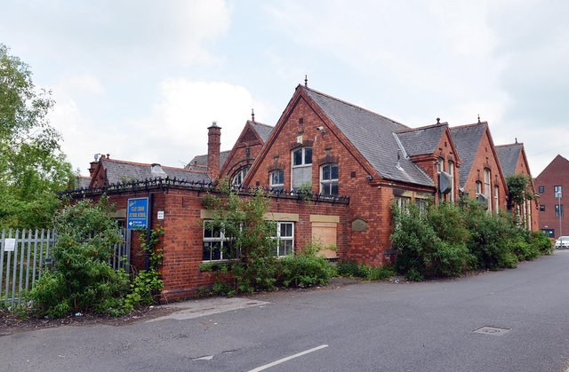 The old Clay Cross Junior School, on Market Street, could be demolished if plans are given the green light.