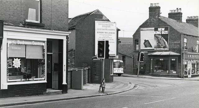 Retro old Brampton pictures