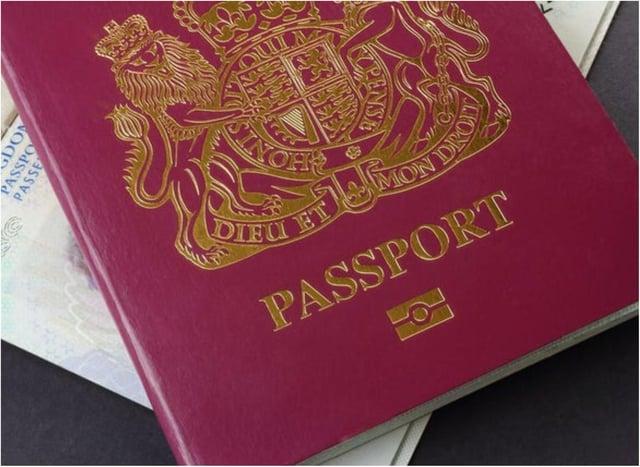 Passports could be delayed because of coronavirus.