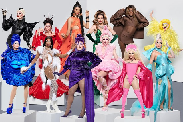 All the season two finalists will be appearing on RuPaul's Drag Race UK live  tour.