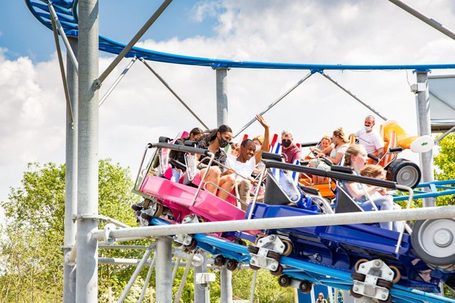 Many more rides and other attractions are due to be created at Gulliver's Valley as part of its expansion plans