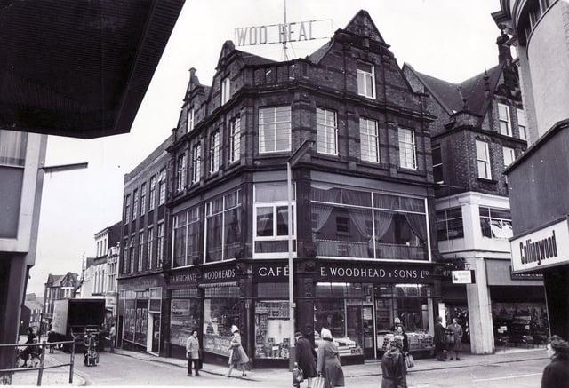 Chesterfield - E. Woodhead & Sons Ltd - November 1978