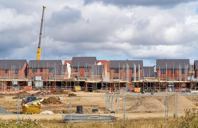 Multiple sites have been identified for house building across Chesterfield as part of the 2018-35 Local Plan.