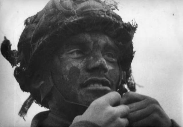 Bob Stoodley in 1944