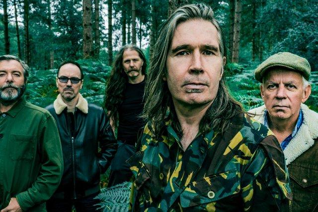 Del Amitri will play at Sheffield City Hall on September 21, 2021. Photo by Kevin Westenberg.