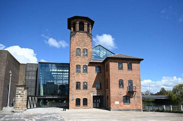 The Museum of Making has opened in Derby Silk Mill.
