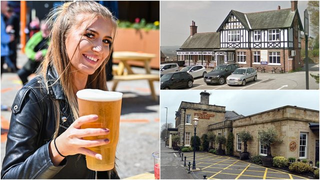 Pubs will soon be able to offer outddoor service
