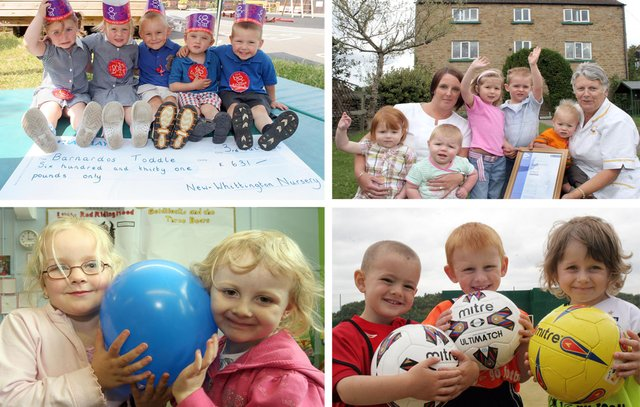 Chesterfield nursery pictures