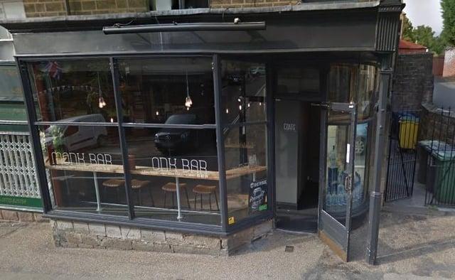 Monk Bar, Belper. Picture: Google