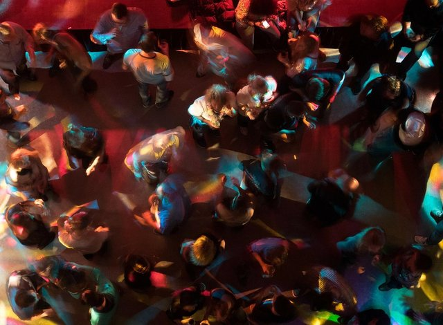 Who's looking forward to going clubbing again - hopefully later this year?