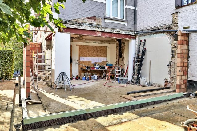 Home extensions are proving popular as people react to spending months in lockdown at home with a desire for home improvements.