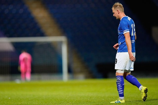 Scott Boden will be released by Chesterfield when his contract expires at the end of June.