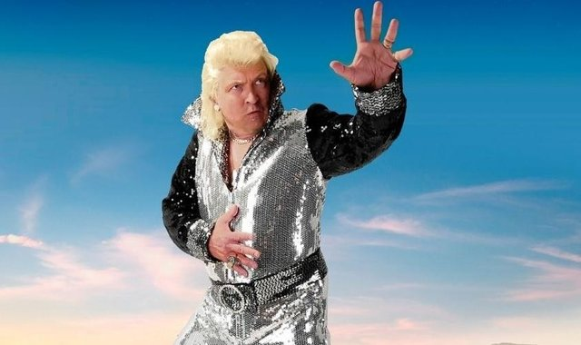 Clinton Baptiste Goes Stratospheric show tours to Chesterfield's Pomegranate Theatre on September 30, 2021.
