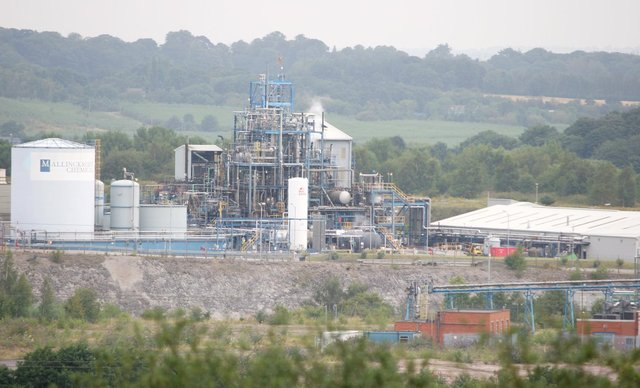 Chesterfield Borough Council has issued an update on what is happening at the old Staveley Works site.