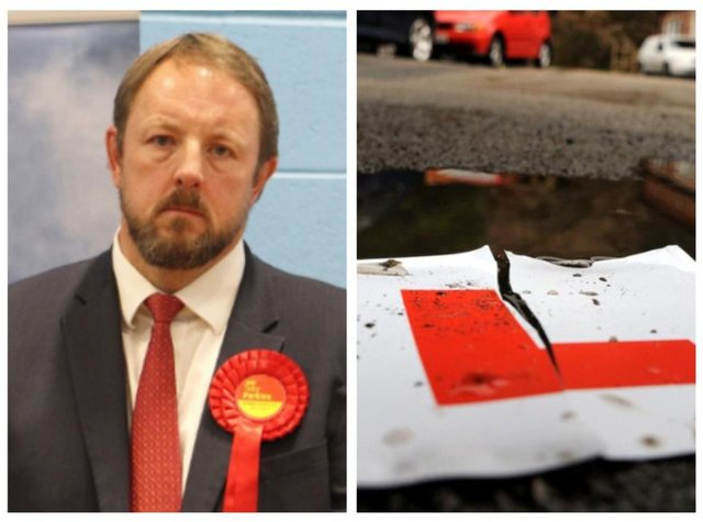 Chesterfield MP Toby Perkins is urging the Government to take action on the issue.