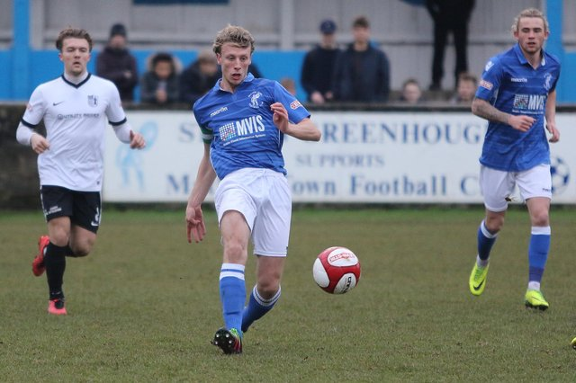 Matlock Town captain Adam Yates has retired after playing more than 500 games for the club.