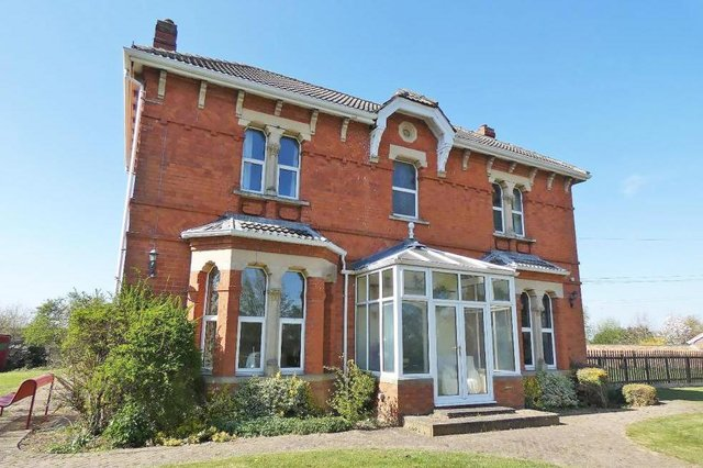 """Wishfield House is a """"spacious six-bedroom property which offers excellent living arrangement throughout""""."""