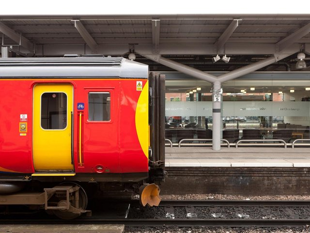 East Midlands Railway's regional services are operating to an amended timetable.