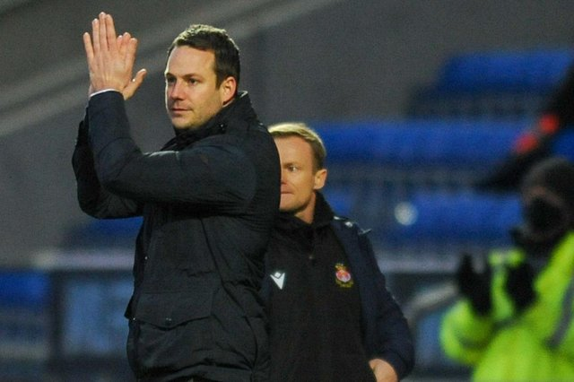 James Rowe is confident Chesterfield will bounce back against Sutton United on Tuesday night.