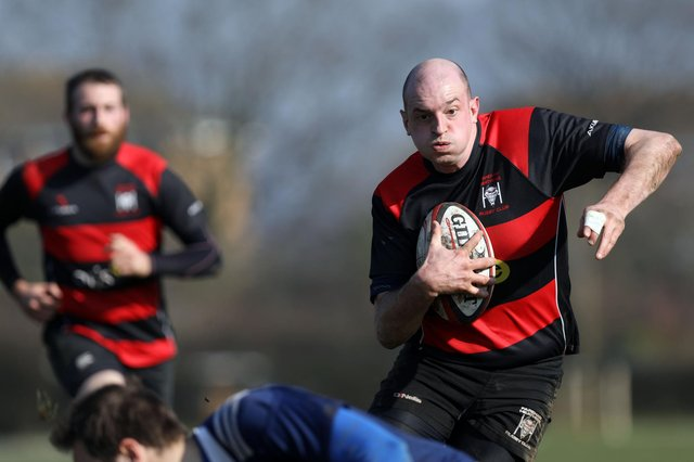 Grassroots rugby union is back - with new rule changes.