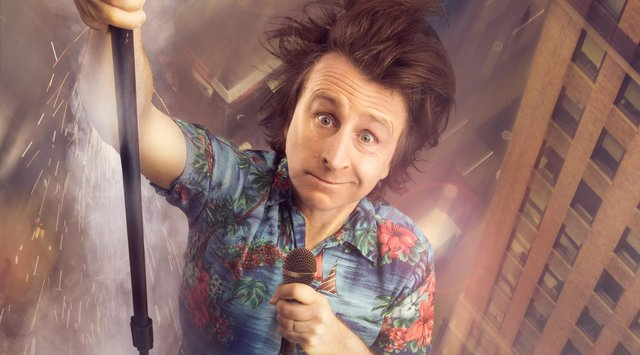Milton Jones has rescheduled this year's live shows in Chesterfield and Sheffield to 2022.