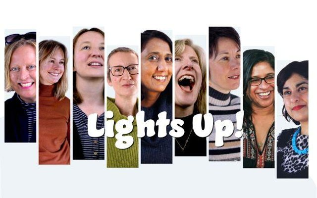 Lights Up living history project shines the spotlight on inspirational women in the East Midlands theatre industry.