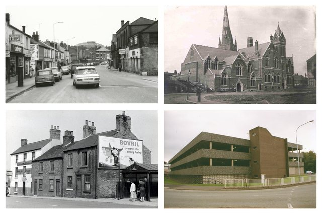 Changing face of Chesterfield
