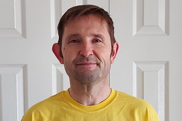 Peter Dolby is hoping to raise £10,000 this year, with all money raised split between Clowne Infant and Nursery School and the Sheffield Children's Hospital