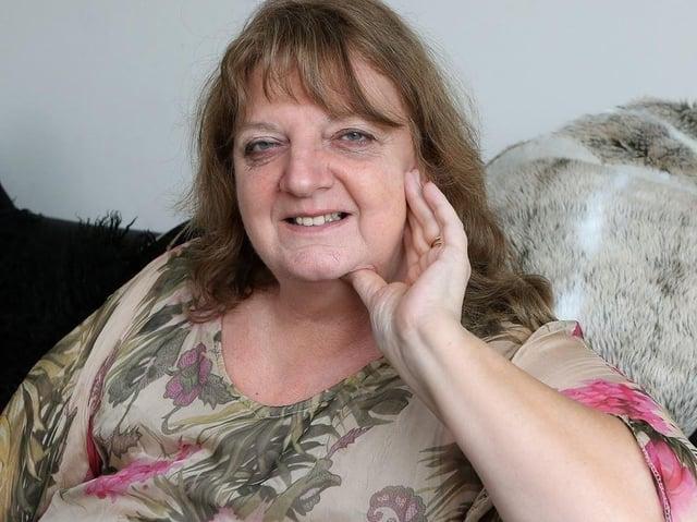 Derbyshire breast cancer campaigner Wendy Watson