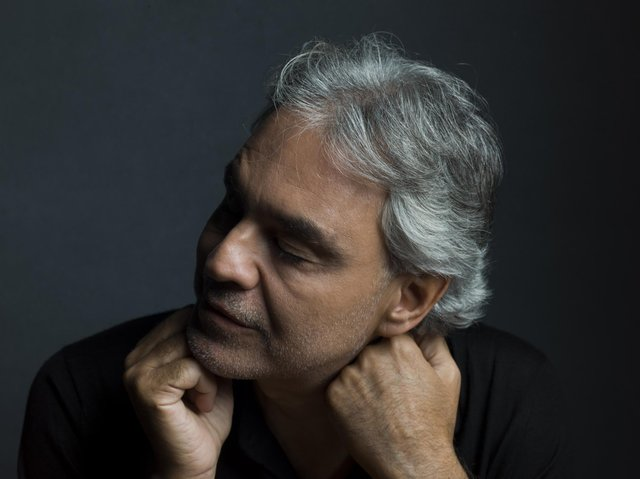 Andrea Bocelli will give a special performance on Easter Sunday.