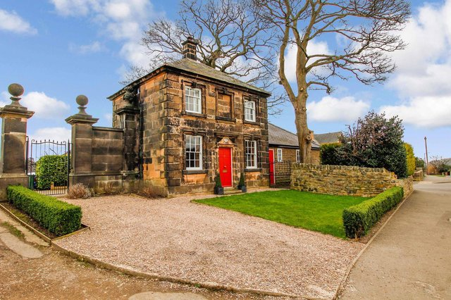 House-hunters could live in a Grade II-listed piece of Derbyshire history up for sale.