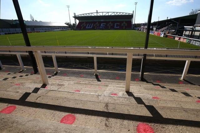 Chesterfield travel to the Kingfield Stadium on Saturday.