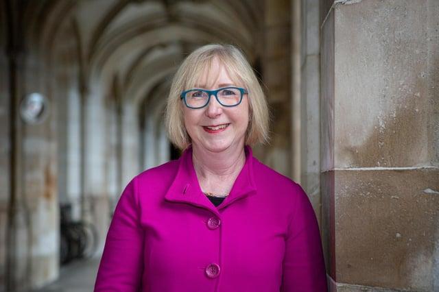 Maggie Throup, MP for Erewash