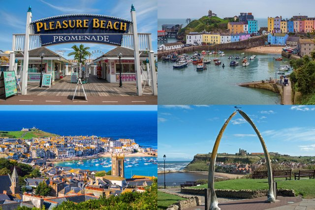 Derbyshire Times readers have revealed their favourite UK seaside destinations.