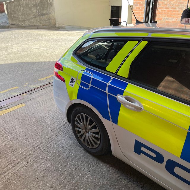 Police in Matlock arrested a 32-year old man from Chesterfield on suspicion of shoplifting.