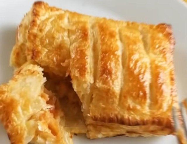 Greggs' example of a homemade melt. Picture: Greggs/Facebook.