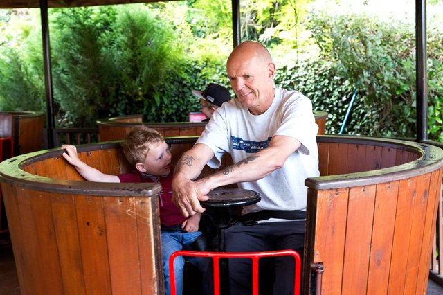 Grandparents can have fun with their grandkids at Gulliver's Kingdom on the weekend of October 2 and 3, 2021.
