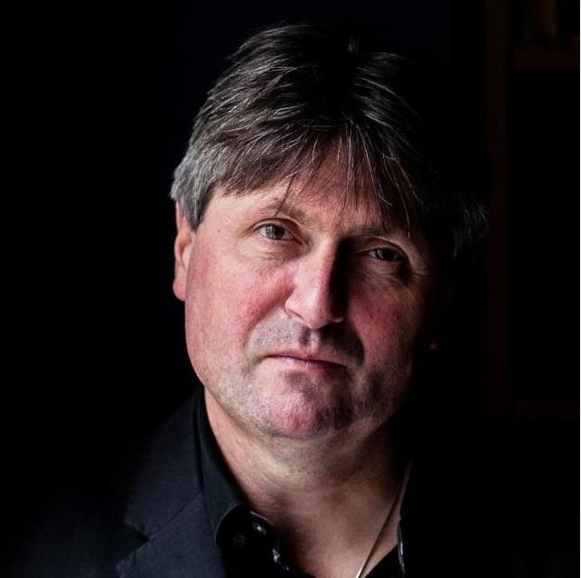 Poet laureate Simon Armitage will live stream his readings at Belper Library. Photo by Peter James Millson.