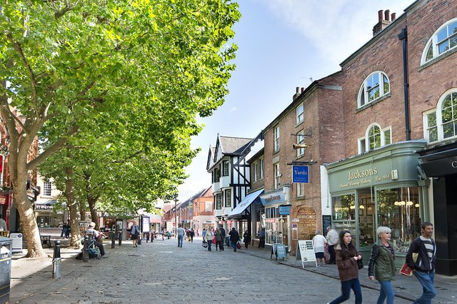 The new Chesterfield Digital High Street project aims to support small businesses in joining the online sales revolution (Picture: Matt Jones Photography/Destination Chesterfield)