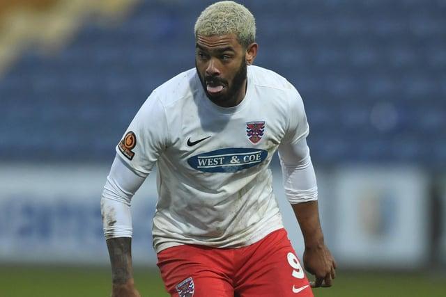 Dagenham and Redbridge striker Paul McCallum has scored nine goals in his last eight games.