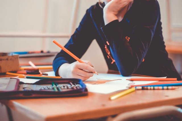 Longer school days and shorter summer holidays, those are just some of the measures being considered by the Government to make up for lost learning during the pandemic. Image: Pixabay.