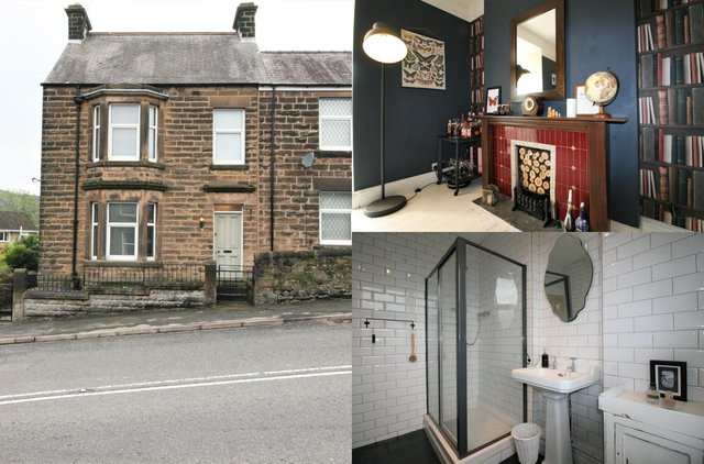 Take a look inside this stylish Peak District house which could be your new home.