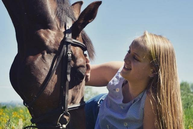 A fundraiser has been organised in aid of Gracie Spinks and her horse, Paddy.